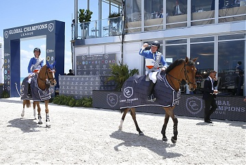 Team Valkenswaard United wins the GCL of Miami Beach
