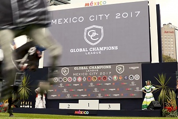 Global Champions League 2017 Mexico Sport Report