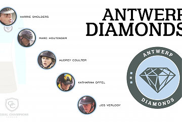Introducing... Antwerp Diamonds
