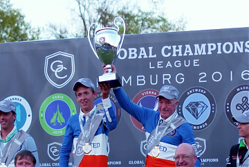Winners Interview... Valkenswaard United win the GCL Hamburg