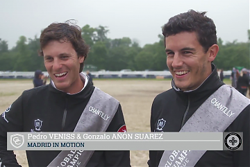 WINNERS INTERVIEW... MADRID IN MOTION WIN THE GCL CHANTILLY