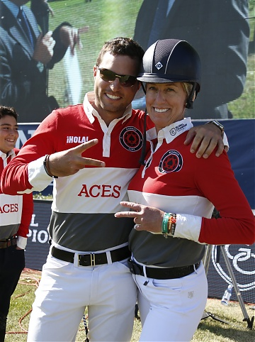 GCL of Madrid - Monaco Aces - Daniel Bluman and Schuyler Riley