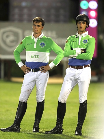 GCL of Cascais-Estoril - Team Paris Jets - Olivier and Nicola Philippaerts