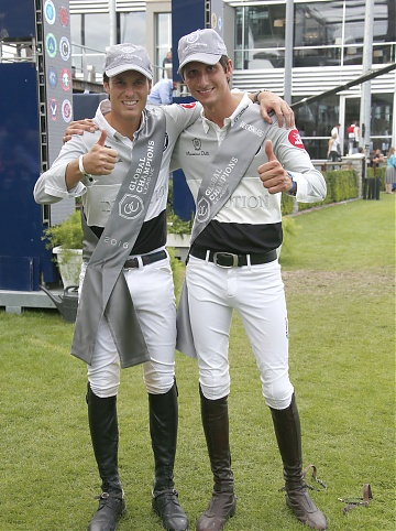 GCL of Valkenswaard - Team Madrid in Motion - Pedro Veniss and Alberto Zorzi