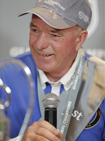 GCL of Doha -  Press conference - John Whitaker