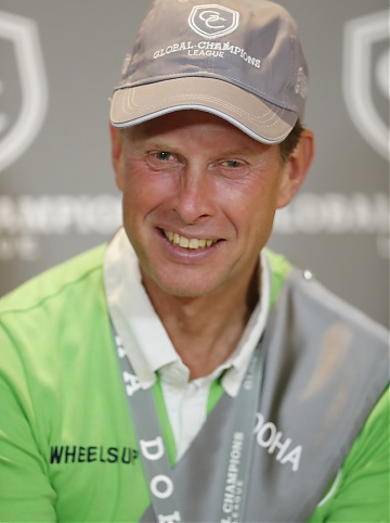 GCL of Doha -  Press conference - Rolf Goran Bengtsson