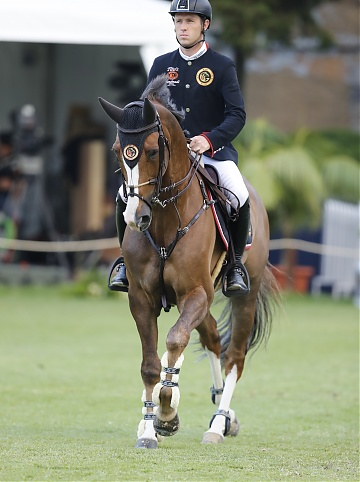 Scott Brash on Hello Forever