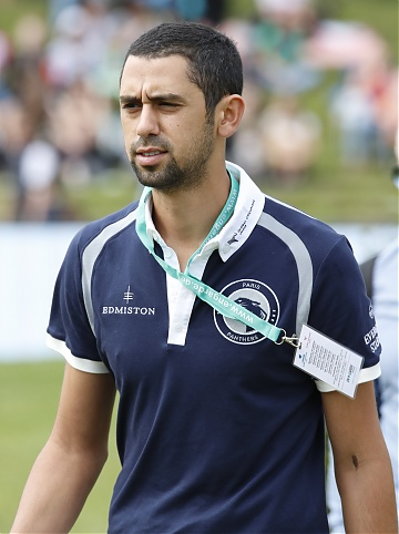 Team Paris Panthers' Nayel Nassar (EGY)
