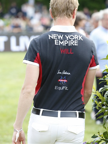 Team New York Empire - David Will (GER)