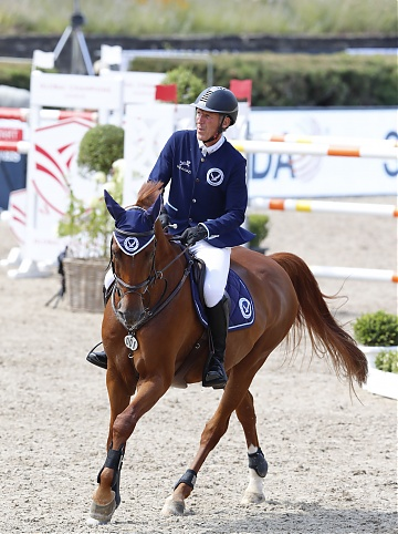 Team Berlin Eagles - Ludger Beerbaum (GER) on Casello