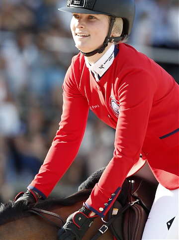 Team London Knights - Emily Moffitt (GBR) on Winning Good