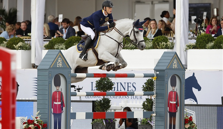 Berlin Lions roar to pole position at GCL London