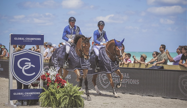 Spectacular International TV Highlights Programme Available Now: GCL Miami Beach