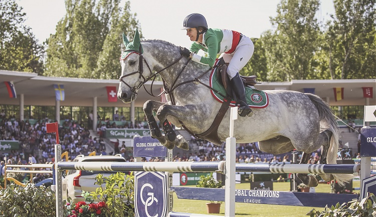 Star strikers out in force as GCL Madrid Team riders revealed