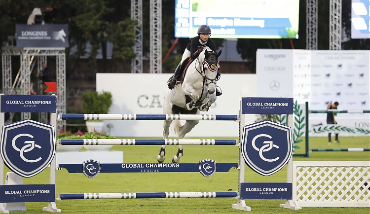 Miami Glory Power to Pole in Spectacular GCL Cascais