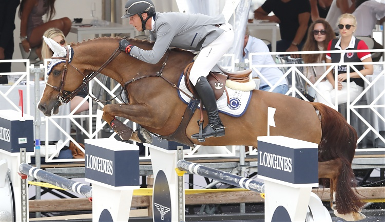 Spotlight Shines on GCL Cascais Round 1 Riders