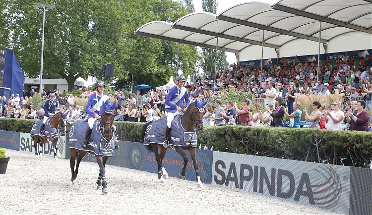 High Wire GCL Duel Sees Valkenswaard United Close In On Hamburg Diamonds