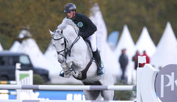 Powerful Paris Jets lead the way into GCL Hamburg