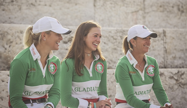 Rivalry Fierce as Starting Grid for GCL Rome Revealed